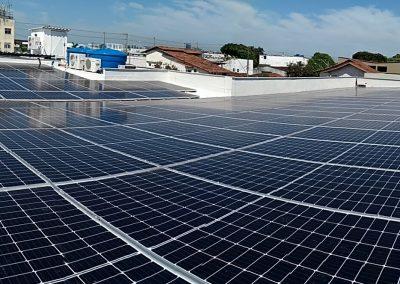 Gerador de Energia Solar Fotovoltaica 50,32kW