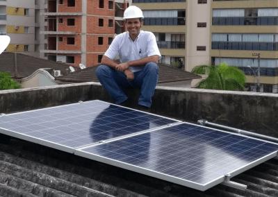 Gerador de Energia Solar Fotovoltaica 0,54kW