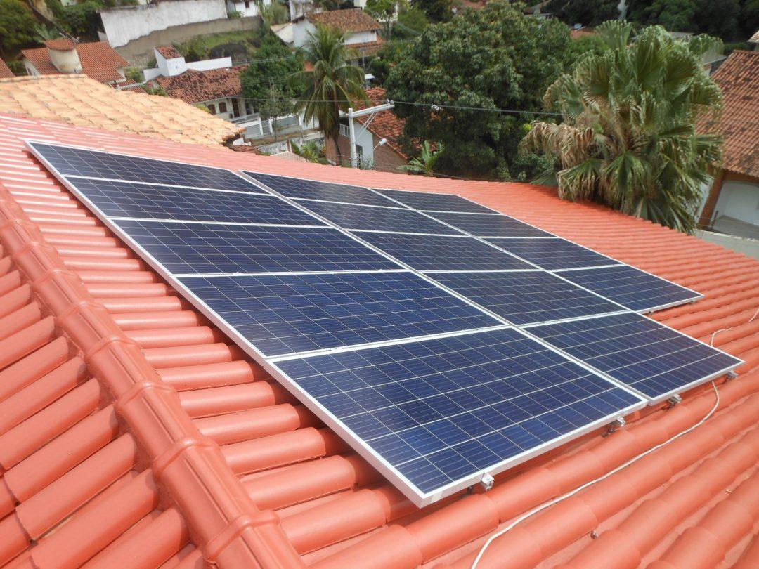 Gerador de Energia Solar Fotovoltaico 4,55kW
