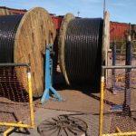 Lançamento de cabos