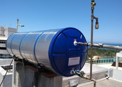 Aquecimento Solar alta pressão – 600 litros