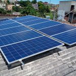 Montagem do Gerador Fotovoltaico