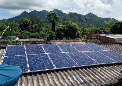 Gerador de Energia Solar Fotovoltaico 3,24kW