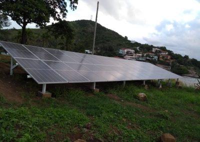 Gerador de Energia Solar Fotovoltaica 10,95kW
