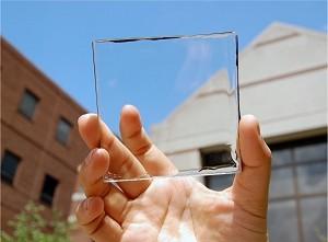 Células solares transparentes prontas para envelopar o mundo